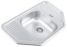 Кухонная мойка Ukinox Comfort CO 777.488 GW
